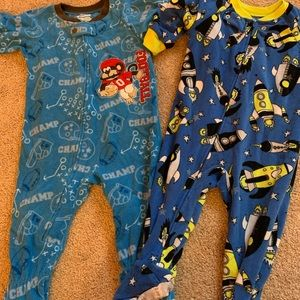 Boys Pajamas 12mo